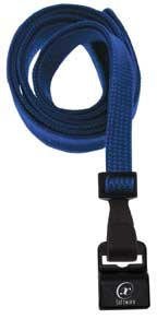"5/8"" No-Twist Lanyard - 100 Pack  - w/Break-Away"