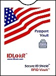 IDLokR Bundle Package:1 Passport & 3 Credit Card Size IDLokR
