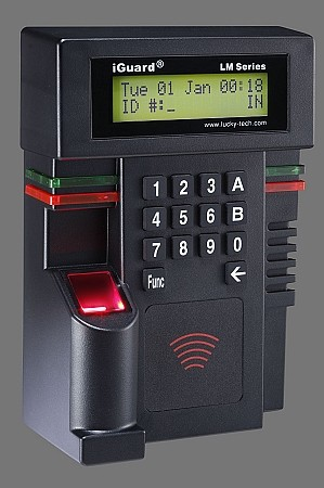iGuard LM520-FOSC Fingerprint and Smart Card Access Control