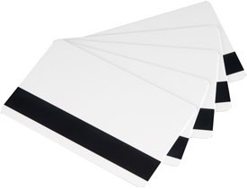 500-Pack Blank White HiCo Cards