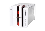 Evolis Primacy Simplex Expert Single Sided Card Printer (Red)